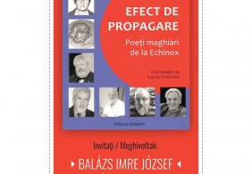 Poeți maghiari de la Echinox. Az Echinox magyar költői románul