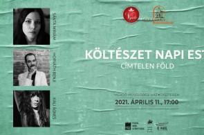 Költészet napi est fiatal erdélyi költőkkel