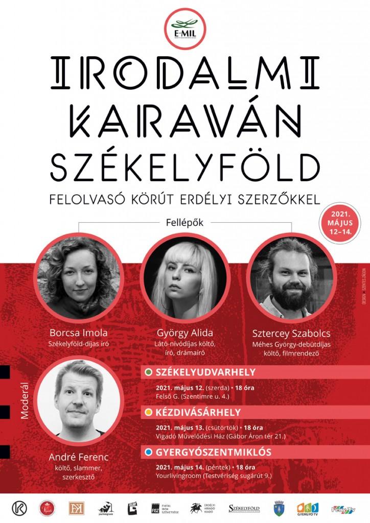 E-MIL EHK irodalmi karavan 2 plakat 03 szin