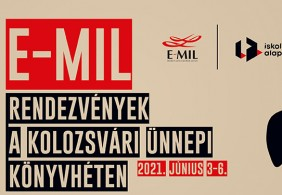 Az E-MIL a Kolozsvári Ünnepi Könyvhéten